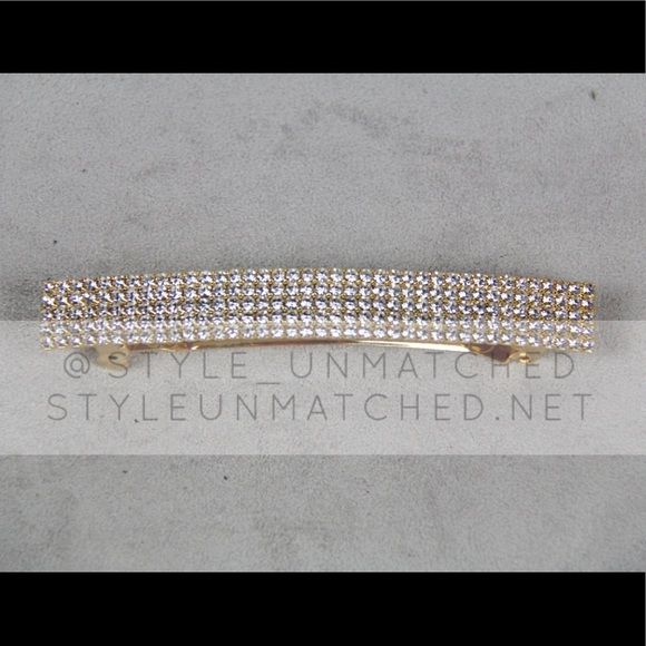 Accessories - Bling Bar Diamonte Hair Accessory